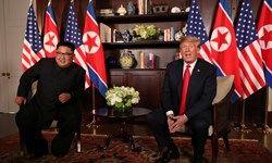 ترامپ و اون
