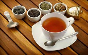 انواع چای گیاهی +خواص آنها ,