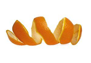 خواص پودر پوست پرتقال خشک شده