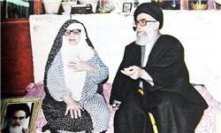 گفتوگوی منتشر نشده مادر رهبر انقلاب درباره حضرت امام