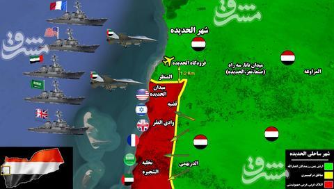 رسانه، آخرین کارت نبرد الحدیده