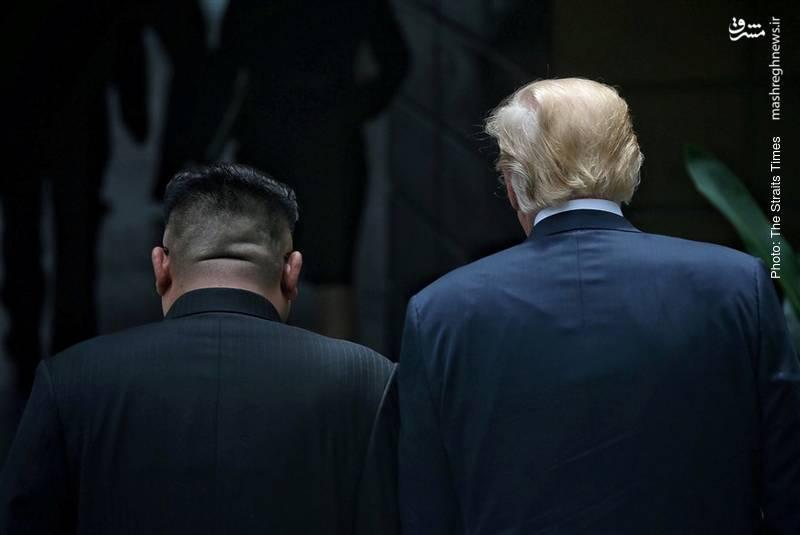 دیدار سران آمریکا و کره شمالی برای توافق در زمینه خلع سلاح هستهای در شبهجزیره