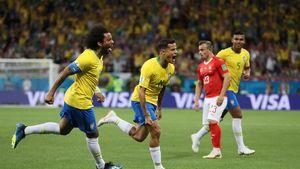 کوتینیو برزیل و سوئیس