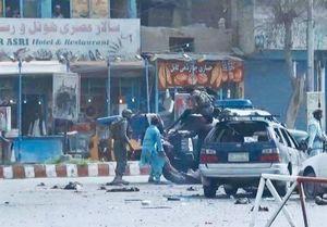 دومین حمله انتحاری به تجمع طالبان و مردم در افغانستان,