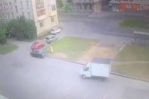 فیلم/ راننده مستی که 4 نفر را زیر گرفت!