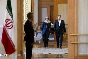 عکس/ سومین دور گفتگوهای سیاسی ایران و سوئیس