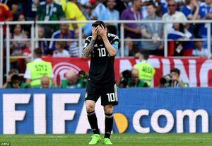 فیلم/ واکنش آرژانتینیها به خراب کردن پنالتی مسی