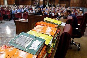 جلسه دادگاه موسسه ثامن الحجج