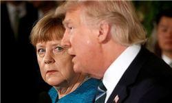 استفاده ابزاری ترامپ از اختلافات داخلی سران آلمانی