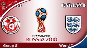 ترکیب تیمهای انگلیس و تونس اعلام شد +عکس