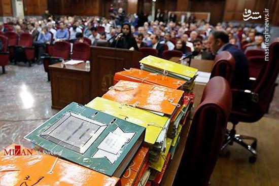 در اولین جلسه دادگاه موسسه ثامن الحجج چه گذشت