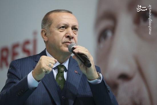 اردوغان: گشت نظامیان ترکیه در منبج آغاز شد