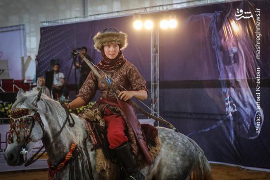 عکس/ نمایشگاهی برای دوستداران «اسب» در تهران