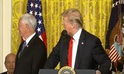ترامپ: آمریکا اردوگاه مهاجران نخواهد شد