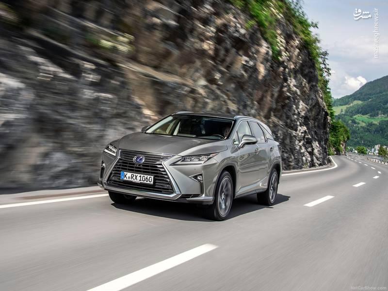 Lexus RX L (2018)