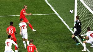 فیلم/ خلاصه دیدار انگلیس ۲-۱ تونس