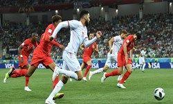 دیدار انگلیس و تونس از نگاه آمار