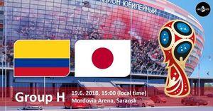 ژاپن و کلمبیا