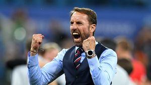 صحبتهای ساوت گیت بعد از پیروزی انگلیس