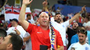 هواداران انگلیس