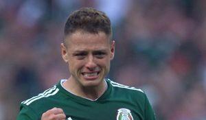فیلم/ تعصب محض ستاره مکزیک در خواندن سرود ملی