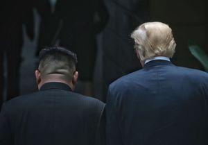 ترامپ از رهبر کره شمالی تشکر کرد