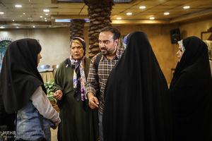 عکس/ خبرنگاری که آقای بازیگر را عصبانی کرد!