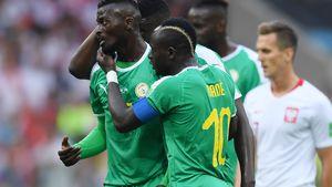 سنگال؛ آبروی آفریقا! /پیروزی یاران مانه مقابل لهستان +عکس و فیلم