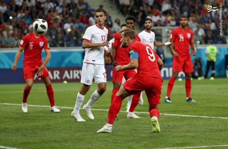 انگلیس دو _ تونس یک