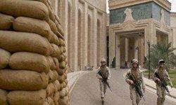 تدابیر شدید امنیتی در اطراف سفارت آمریکا در بغداد