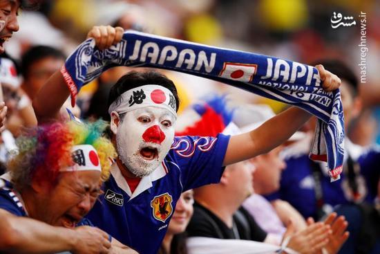 عکس/ دیدنیهای روز ششم جام جهانی