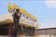 محاصره سعودیها اطراف فرودگاه الحدیده