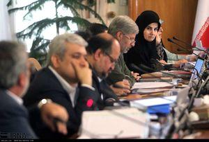 عکی/ جلسه هیئت دولت به ریاست روحانی