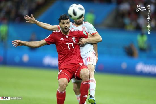مهدی طارمی - ایران و اسپانیا
