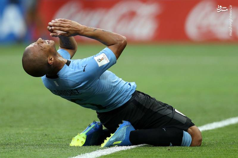 اروگوئه یک _ عربستان سعودی صفر