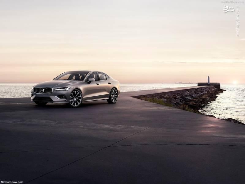 S60 جدید پس از ۸ سال با پیشرانههای بنزینی و هیبرید جایگزین نسل دوم این سدان میشود.