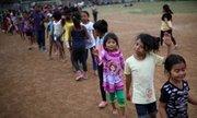 هشدار سازمان ملل به آمریکا درباره بازداشت کودکان