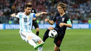 فیلم/ خلاصه دیدار آرژانتین ۰-۳ کرواسی