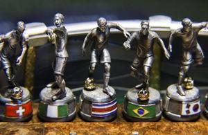 جواهرات ویژه جام جهانی