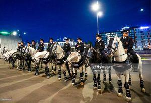 پلیس اسب سوار جام جهانی