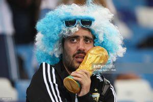 بهت و حیرت آرژانتینی ها پس از بازی کرواسی