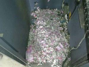 عکس/ حمله موش ها به دستگاه خودپرداز!