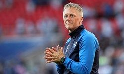سرمربی ایسلند: انتظار نداشتیم در کورس رقابت بمانیم
