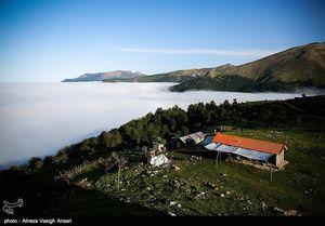 عکس/ طبیعت رویایی ارتفاعات گیلان