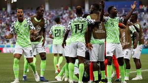 فیلم/ خوشحالی مردم نیجریه از پیروزی مقابل ایسلند