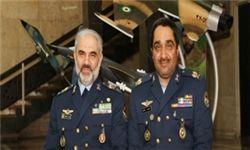 فرمانده جدید پایگاه هوایی شهید دوران منصوب شد