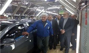 بازدید سرزده رییس سازمان بازرسی از ایران خودرو