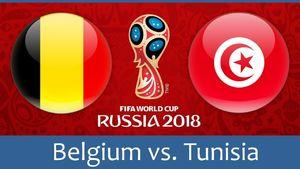 تونس و بلژیک