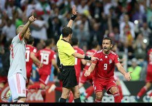۵ بازیکن ایران در خطر محرومیت در صورت صعود احتمالی