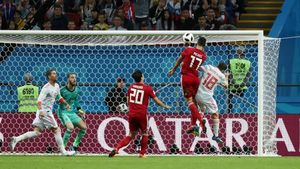 مهمترین موقعیتهای از دست رفته ایران در جام جهانی